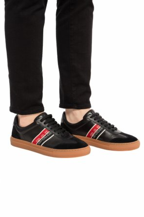 'hellis' sneakers with logo od Bally